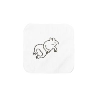 ぴょんきち Towel handkerchiefs