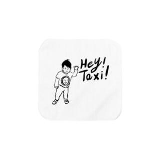 Hey!Taxi! Towel handkerchiefs