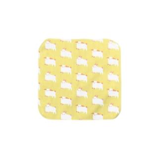 ぴょん Towel handkerchiefs
