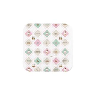 ムル&メリィ 柄 Towel handkerchiefs