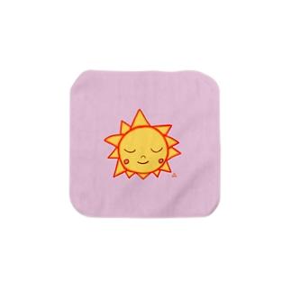 感謝 ともSUN Towel handkerchiefs