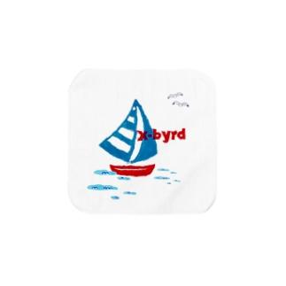 X-BYRD号 Towel handkerchiefs