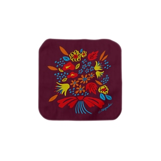 flower bouquet💐 Towel handkerchiefs