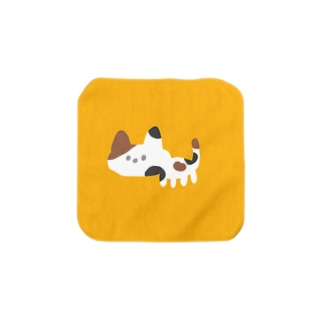 みけねこちゃん Towel handkerchiefs