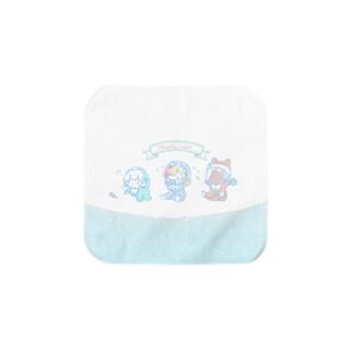 あかちゃん柄(ファンシー) Towel handkerchiefs