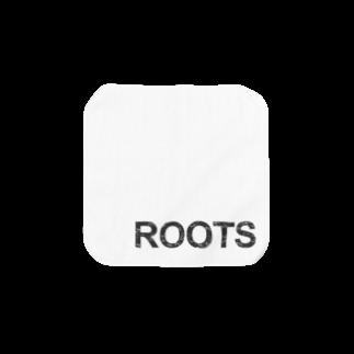 ラーメンROOTSのROOTS公式 Towel handkerchiefs