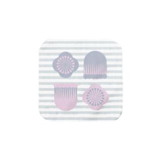 Flower🌼フラワー Towel handkerchiefs