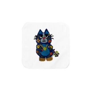 Akkiy's Cats  Towel handkerchiefs