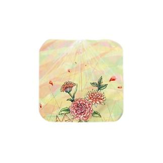 FLOWER Shine Towel handkerchiefs