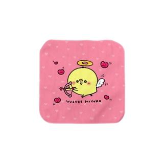 ひよこキューピッド Towel Handkerchief