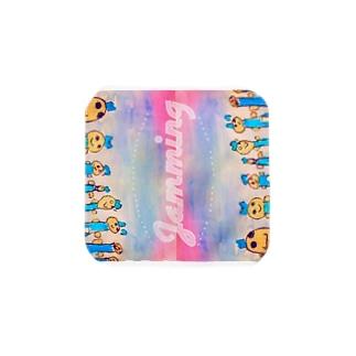KI-CHI's Jamming Towel handkerchiefs