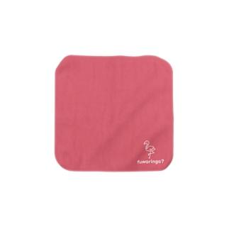 「ふわりんご?」2歳の言いまちがえシリーズ Towel handkerchiefs