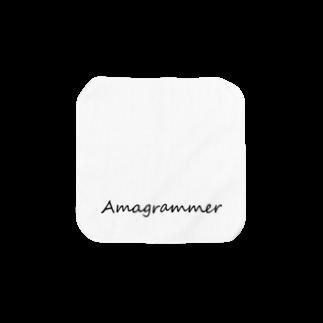 アシベズヘアのAmagrammer Towel handkerchiefs