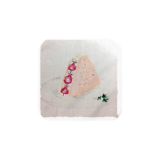 いちごサンド🍓 Towel handkerchiefs
