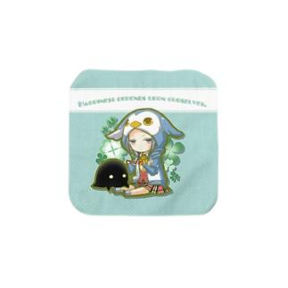 明×暗SCRAMBLE@雫 Towel handkerchiefs