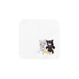 ロコ*ロネ Towel handkerchiefs
