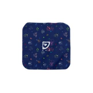 ファンファングルーヴメイクの総柄 Towel handkerchiefs