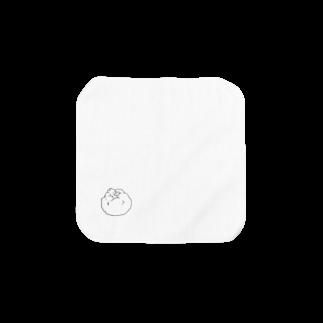komugikoのシュークリーム Towel handkerchiefs