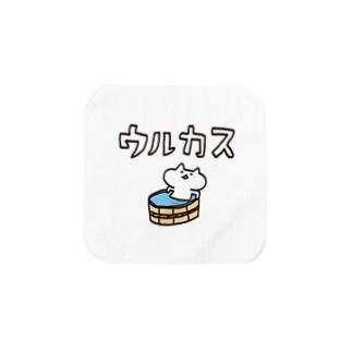 宮城の方言【うるかす】 Towel handkerchiefs