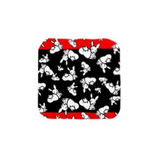 カオスうさぎ:和風(M用) Towel handkerchiefs