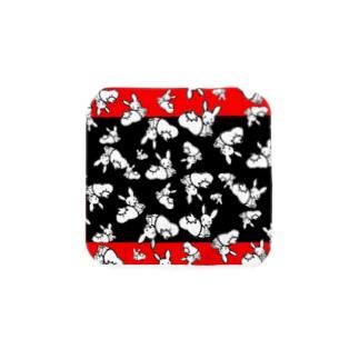 カオスうさぎ:和風(S用) Towel handkerchiefs