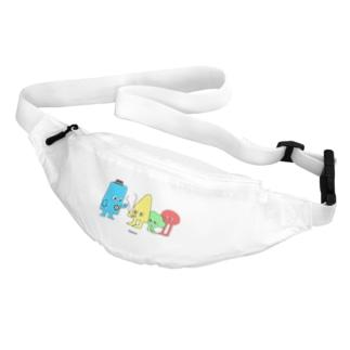カタチ3 Belt Bag