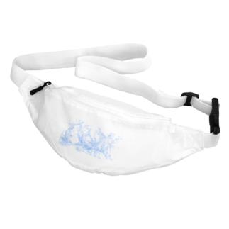 NOMAD-LAB The shopの水がかかった~! Waist Pouch