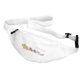 ネズミさん進化論 Belt Bag