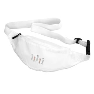 チンアナゴ&ニシキアナゴブラザーズ Belt Bag