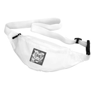 ブルース・リー先生 お気に入りの寅 🐯 Belt Bag