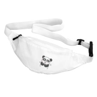 ぱんだかわいい Belt Bag