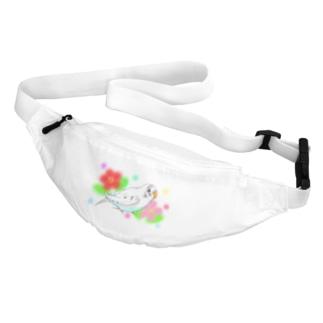 セキセイインコのピーコちゃんⅡ Body Bag