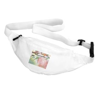 Flowers in OZE Belt Bag