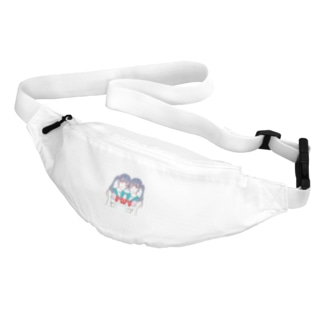 双子グリッチジョシ2 Belt Bag