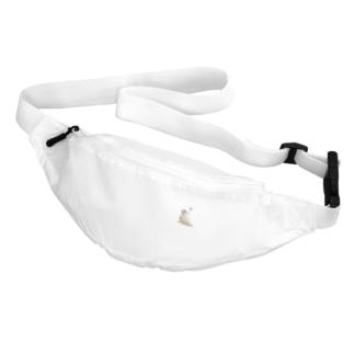 おすわりシロチ Body Bag