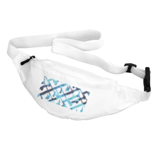 水葬 【雨音-amane-】 (waist pouch) Body Bag