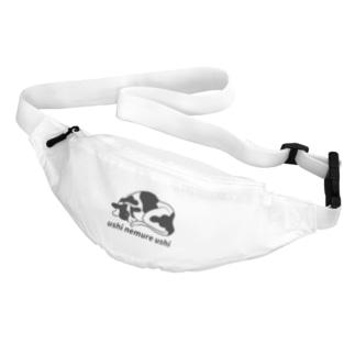 ushi nemure ushi Body Bag