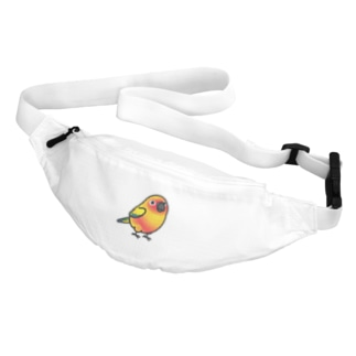 Chubby Bird コガネメキシコインコ Waist Pouch