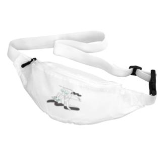 kameのとびねこ Belt Bag