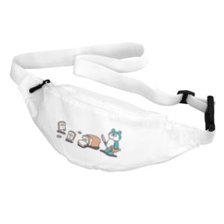 わん&パン Belt Bag