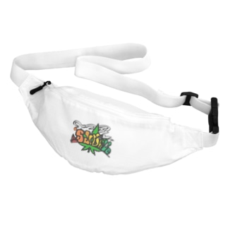 Slidrive レゲエ色ポーチ Body Bag