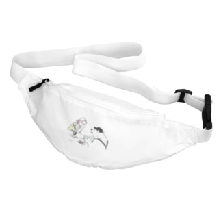 never ending story Waist Pouch