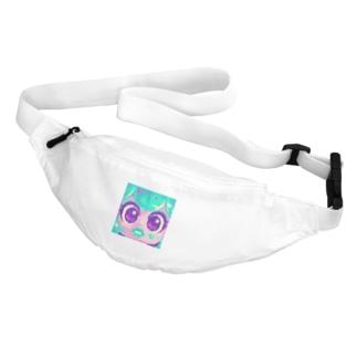 anime face Belt Bag