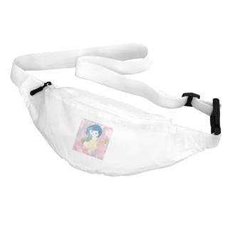 おとめ座のネコ Belt Bag