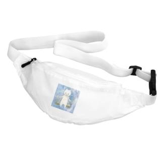 てんびん座のネコ Belt Bag
