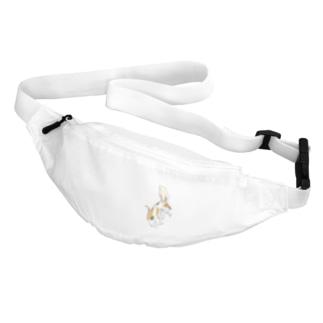 ねことMOYASHI Body Bag