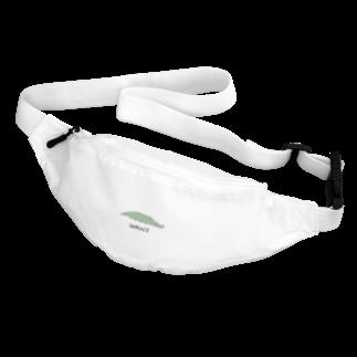 きよの寡黙なワニ Body Bag
