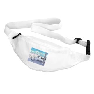 夏行きの船 Body Bag