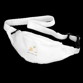 まよはうすのパンケーキ MELTING CAT Body Bag