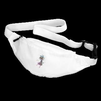 majiodesignのフラフーム Body Bag